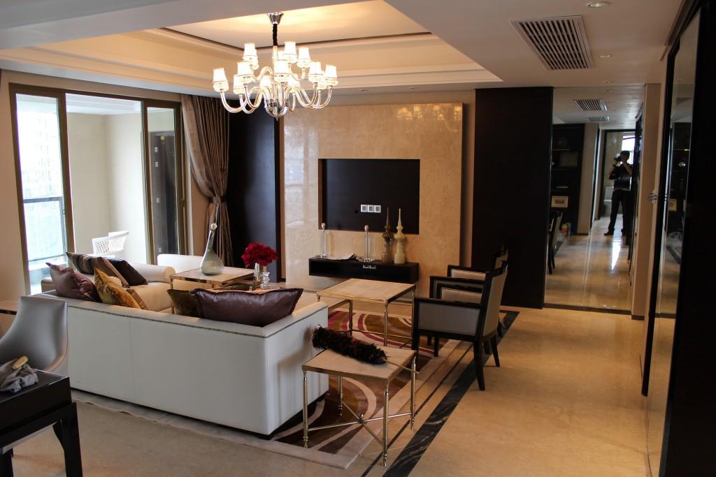 Die Ersten Schritte Zu Einem Modernen Wohnzimmer